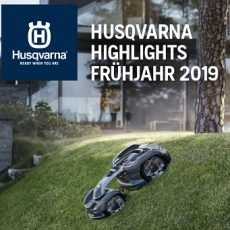 Husqvarna Highlights 2019