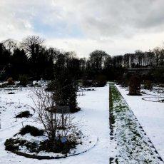 Gartenplanung im Winter